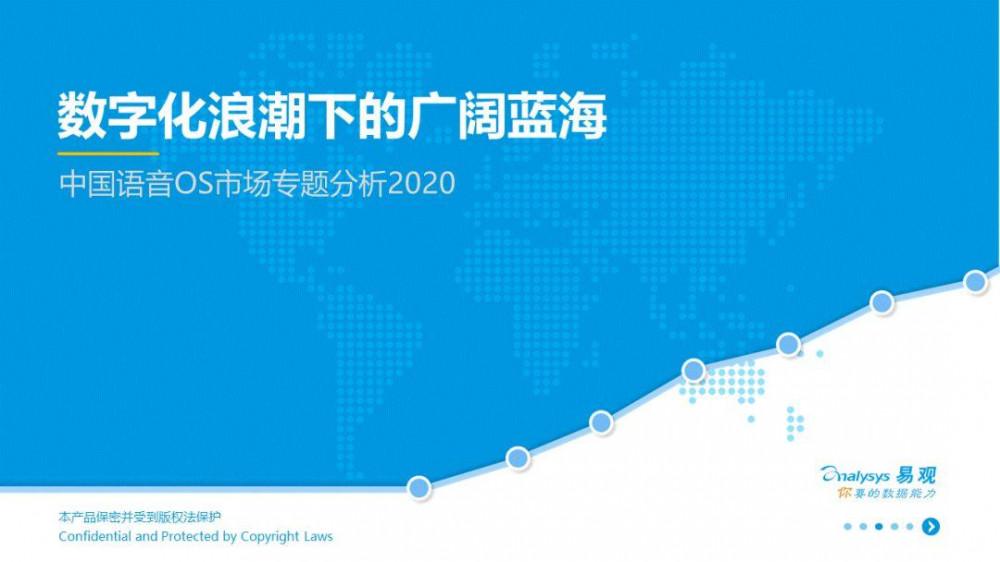 2020年中國語音OS市場專題分析